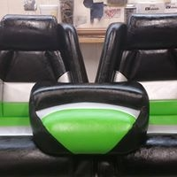 bullet boat seats